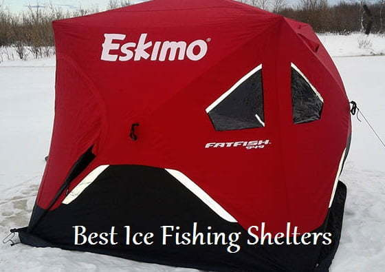 Best ice fishing shelters for sale online for Ice fishing shelters for sale