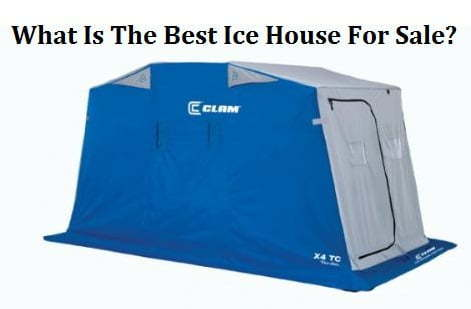 best ice house for sale online