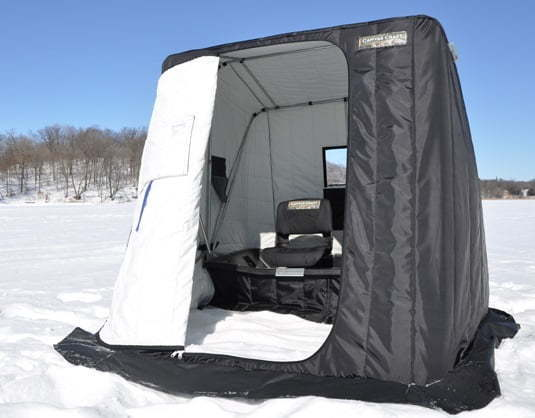 Ice house for sale shanty fishing shelters hut reviews for Ice fishing shelters for sale