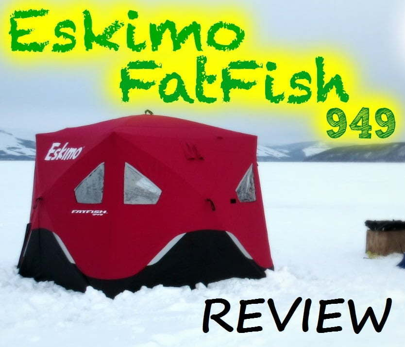 Insulated Hub Ice Shelters Eskimo Fatfish Insulated Six